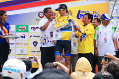 Le tour de langkawi 2012 Royalty Free Stock Image