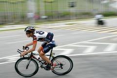 Le Tour de Langkawi 2012 in Putrajaya Stock Photo