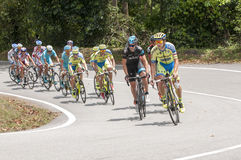 Le Tour De Langkawi 2015 Royalty Free Stock Images
