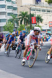 Le Tour De Langkawi events Royalty Free Stock Photos