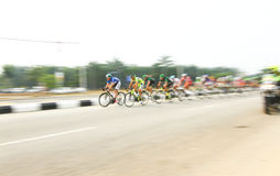 Le Tour De Langkawi 2014 Royalty Free Stock Photography