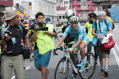Le Tour De Langkawi 2015 Royalty Free Stock Photography