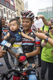 Le Tour De Langkawi 2015 Stock Photography