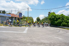 Le tour de langkawi 2016 Stock Photo