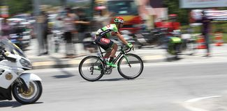 Le Tour De Langkawi 2015 Stage 7 Royalty Free Stock Photo