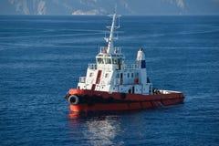 Le towboat Photo libre de droits