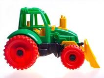 Le tracteur de jouet Images libres de droits