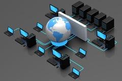 Le trafic sur Internet