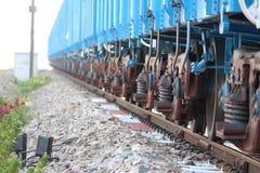 Le train Image stock