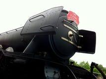 Le train de vapeur de Scotsman de vol image libre de droits