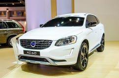 Le trente-cinquième Salon de l'Automobile international de Bangkok 2014 Image stock