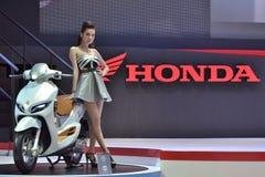 Le trente-cinquième Salon de l'Automobile international de Bangkok Images stock
