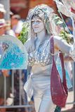 Le trente-sixième défilé annuel de sirène Photos stock