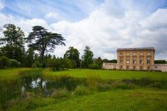 Le Trianon i Versailles trädgårdar Arkivfoto