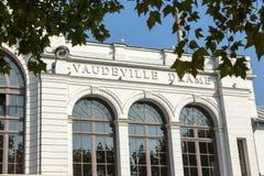 Le Trianon - théâtre et salle de concert à Paris Photographie stock