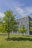 Le tribunal du travail fédéral à Erfurt, thuringia photo libre de droits