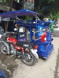 Le tricycle photo stock
