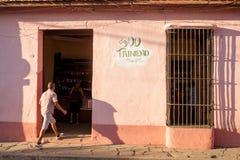 Le Trinidad 500 Images libres de droits