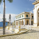 Le Trinidad, Cuba Image stock