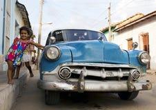 Le Trinidad Cuba Photo stock