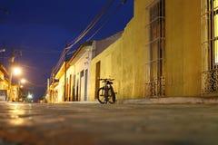 Le Trinidad la nuit Photos libres de droits