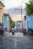 Le Trinidad, site de patrimoine mondial de l'UNESCO photos stock
