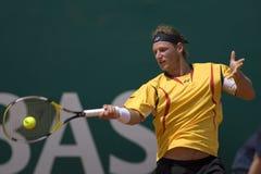 Le triphosphate d'adénosine maîtrise le tennis Monte Carlo Photo libre de droits