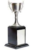 Le trophée argenté Images libres de droits