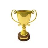 Le trophée Image libre de droits