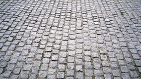 Le trottoir de bloc Images stock