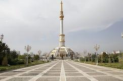 Le Turkménistan Photographie stock libre de droits