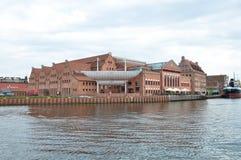 Le tycka philharmonique baltique polonais de 'de Polska Filharmonia BaÅ Images libres de droits