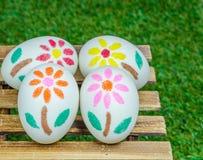 Le uova di Pasqua immagine stock libera da diritti