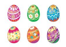 Uovo di Pasqua Fotografia Stock
