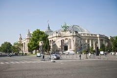 Le Uroczysty Palais w Paryż Zdjęcie Royalty Free