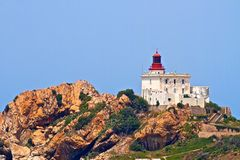 Le uroczysty phare Zdjęcie Royalty Free