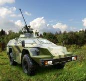 Le véhicule blindé KAMAZ-43269 Images stock