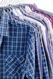 Le vêtement des hommes Photos stock