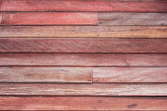 Le vecchie pareti di legno Immagini Stock Libere da Diritti