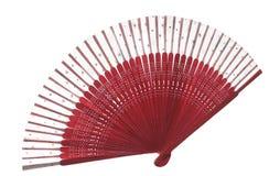Le ventilateur chinois Image stock