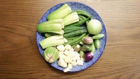 Le verdure hanno impostato Fotografia Stock Libera da Diritti