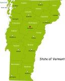 Le Vermontn Photographie stock libre de droits