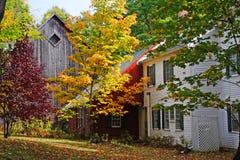 Le Vermontn, Etats-Unis image stock