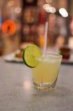 Le verre de limonade photographie stock libre de droits