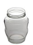 Le verre vide cogne trois Photo stock