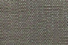 Le vert a tricoté le fond de laine avec un modèle de tissu mou et laineux Texture de plan rapproché de textile Photographie stock