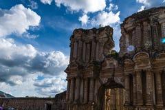 Le vie dell'Antigua, Guatemala Immagine Stock Libera da Diritti