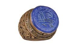 Le vieil anneau de tabouret d'Anatolie Image stock