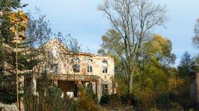 Le vieil endroit Photo libre de droits