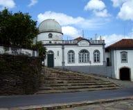 Le vieil observertory dans Ouro Preto photos libres de droits